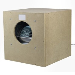 Extractor Caja Cyclone Iso-Box HDF - 1000m3/h