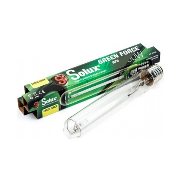 Bombilla 400w Green Force Solux