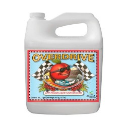 Overdrive Advanced Nutrients -  4L