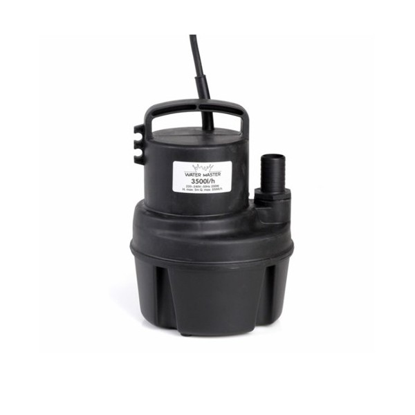 Bomba Agua Sumergible Water Master - 3500L/h