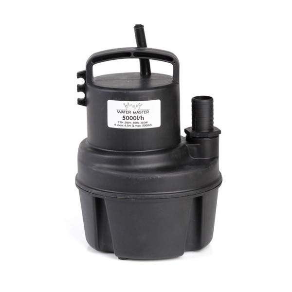 Bomba Agua Sumergible Water Master - 5000L/h