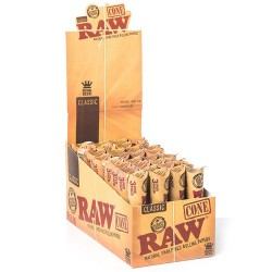 Raw Cone King Size Slim x3 - Display 32 Uds.