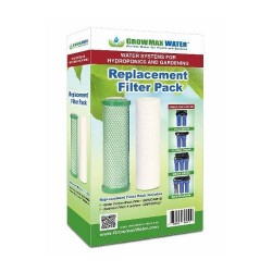 "Pack Filtros Recambio 10"" GrowMax"