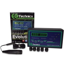 Fan Controller Temp./Hum. Evolution Ecotechnics