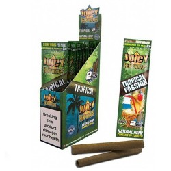 Papel Juicy Hemp Wraps Tropical Passion