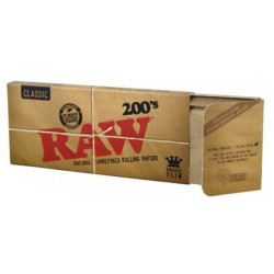 Raw King Size Slim 200's - 1 Librito