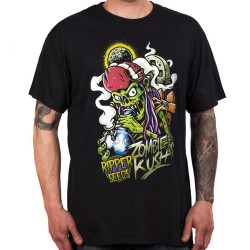 Camiseta Ripper Seeds Zombie Kush Hombre - L