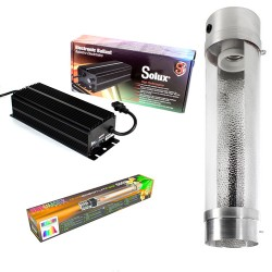 Kit Electrónico Solux 600W Sunmaster Dual Cooltube