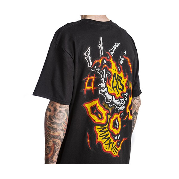 Camiseta Ripper Seeds DO-G Negra Hombre - XL