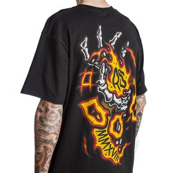 Camiseta Ripper Seeds DO-G Negra Hombre - XXL