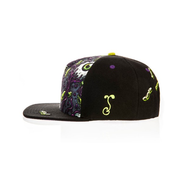Gorra Ripper Seeds Worms and Eyes 2018 - S/M