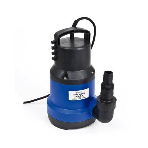 Bomba Agua Sumergible Water Master - 11000L/h
