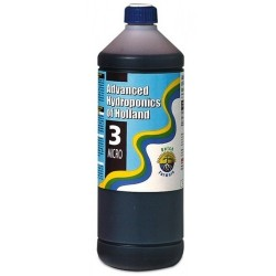 Dutch Formula 3 Micro Advanced Hydroponics - 1L