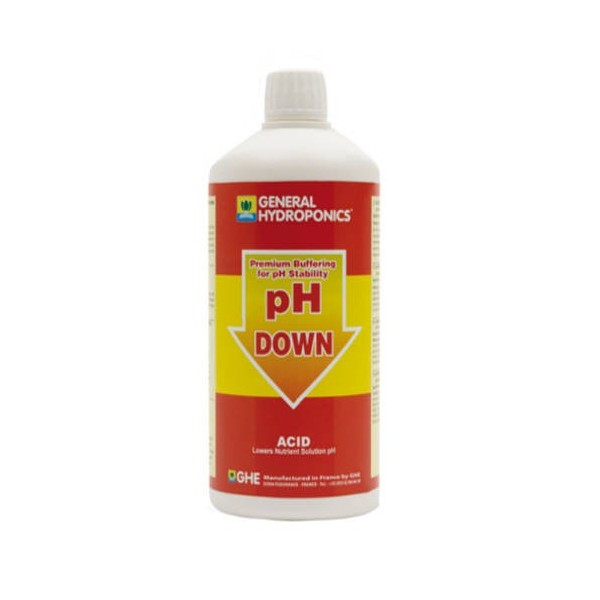 pH Down GHE - 1L