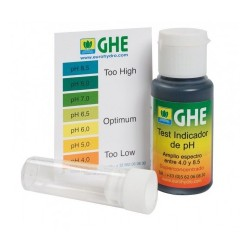 Kit Test PH GHE - 30g
