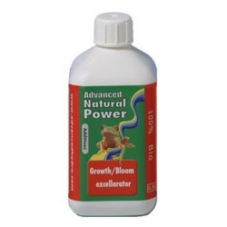Growth/Bloom Excellerator Ad. Hydroponics - 500ml