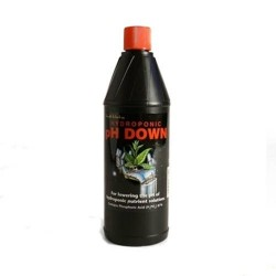 pH Down Ionic Growth Technology - 1L