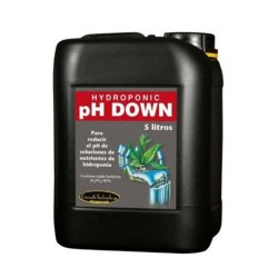 pH Down Ionic Growth Technology - 5L