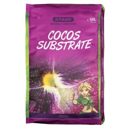 Cocos Substrate B'Cuzz Atami - 50L