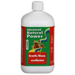 Growth/Bloom Excellerator Ad. Hydroponics - 1L